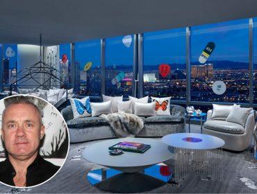 Suíte de hotel mais cara do mundo custa mais de R$ 380 mil por noite e tem decoração assinada por Damien Hirst