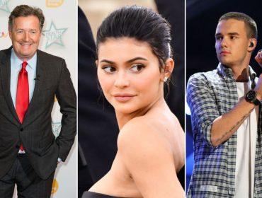 Estreia de Kylie Jenner na lista de bilionários rendeu briga entre Piers Morgan e Liam Payne no Twitter