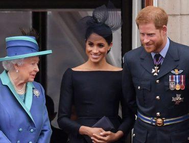 Tentativa de Meghan e Harry para ter mais independência desagradou a rainha. Entenda!