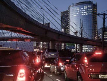 São Paulo e Rio aparecem em ranking internacional das campeãs mundiais de engarrafamento