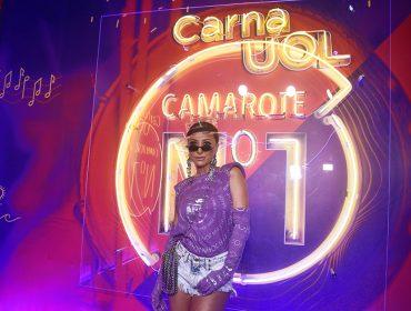 Camarote N1 recebe time de celebs para acompanhar o Desfile das Campeãs na Sapucaí