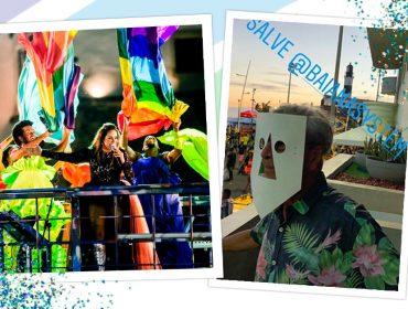 Daniela Mercury revela disfarce de Caetano Veloso para curtir primeiro dia de Carnaval