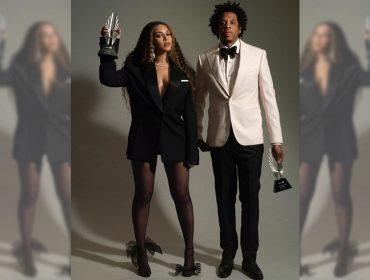 """Beyoncé e Jay-Z ganham prêmio por apoio à comunidade LGBTQ, e a cantora se declara ao marido: """"É um privilégio estar ao seu lado"""""""