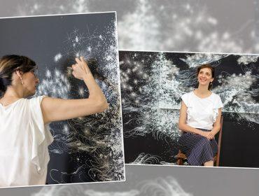 """Casa Triângulo recebe a exposição """"Noturno"""" de Sandra Cintra. Aos detalhes!"""
