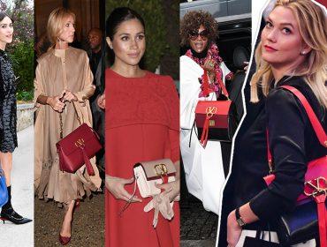Nova bolsa preferida de celebs como Meghan Markle e Naomi Campbell custa R$14 mil