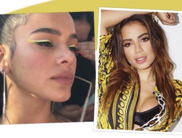 Primer e extensão de cílios: Os truques das famosas para não derreter a maquiagem nos dias quentes