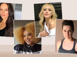 Novos ares: celebridades mudam o visual para novas personagens na TV. Vem ver!
