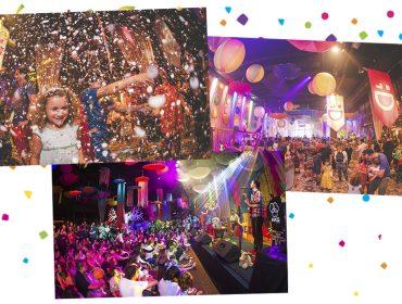 Neste feriado o Shopping Cidade Jardim conta com atrações de Carnaval para a criançada