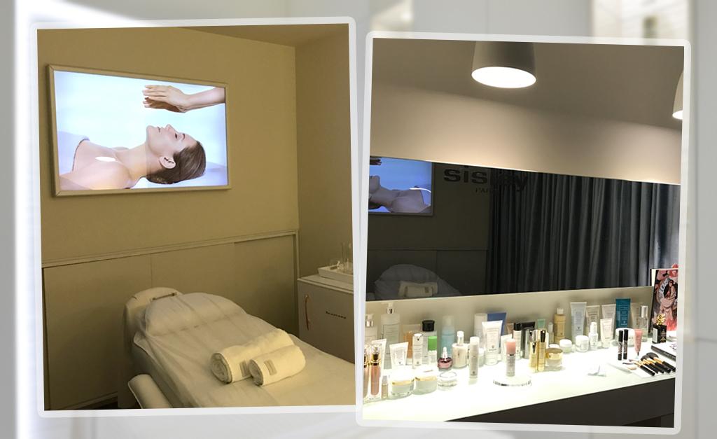 efe9b9acdb2 Iguatemi São Paulo tem tratamentos de spa exclusivos com Spa de La Mer e  Calèche
