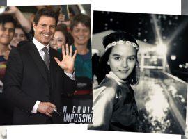 Suri Cruise faz as malas e vai ao encontro do pai, Tom Cruise, após seis anos de distanciamento