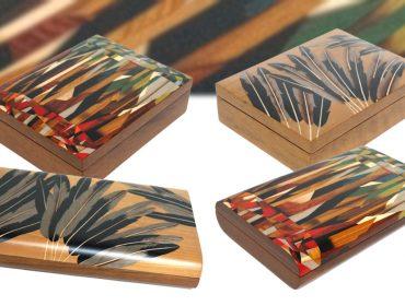 Amazônia é a inspiração para a coleção de caixas exclusivas da dpot objeto