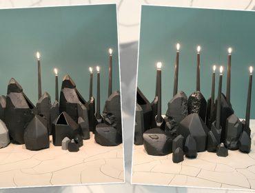 Achados do décor: a sériePrismas, assinada por Heloisa Galvão para a dpot objeto