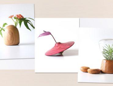 Marla Rabelo assina série de vasos exclusivos para a dpot objeto