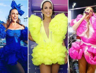 Glamurama armou um dossiê das fantasias escolhidas pelas musas do Carnaval 2019