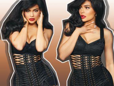Poderosa, Kylie Jenner mostra ensaio sensual e quebra as redes sociais…