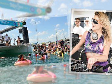 Carnaval Náutico reúne 150 embarcações na Baía de Todos os Santos