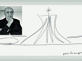 Instituto Tomie Ohtake prepara exposição para comemorar os 110 anos de Oscar Niemeyer