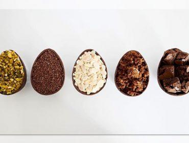 Cozinha Nove traz versões diferentíssimas – e deliciosas – de ovos para a Páscoa