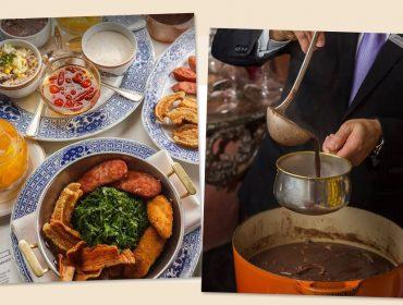 La Tambouille tem ritual exclusivo para servir a clássica feijoada. Vem conhecer!