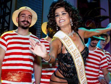 Tradicional Baile do Copa este ano fez homenagem à Itália