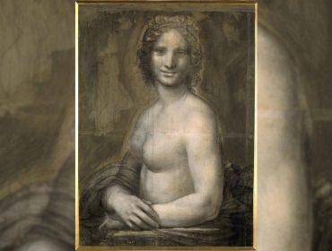 """Especialistas afirmam que Da Vinci pode ser autor de quadro """"Mona Lisa Nua"""". Aos detalhes!"""