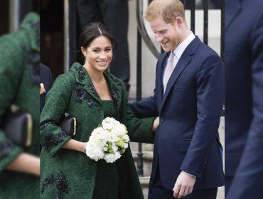 Depois de Kate Middleton, Meghan Markle aparece plena como nunca em look total verde…