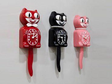 da15f092f05 Lá em Casa  versão minimalista do relógio cuco da Muji na Japan ...