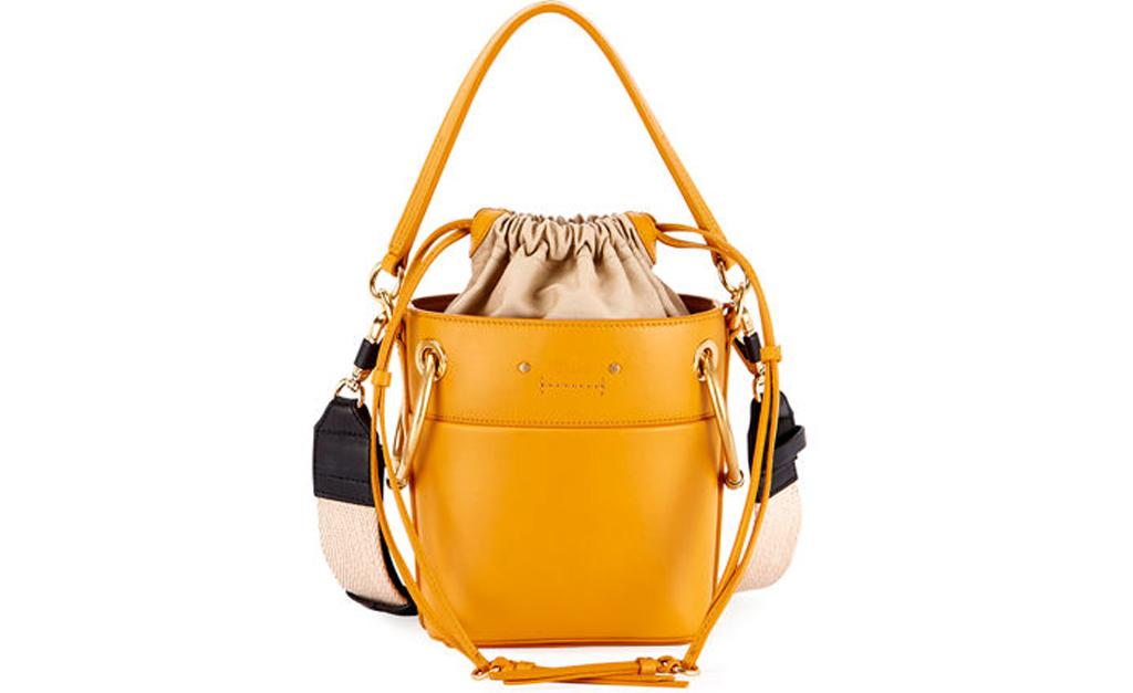 d477bf40e Desejo do Dia: para deixar rastro com a bolsa saco de couro by Chloe ...