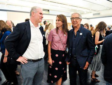 """Abertura da exposição """"Tarsila Popular"""" leva artistas e colecionadores ao Masp"""