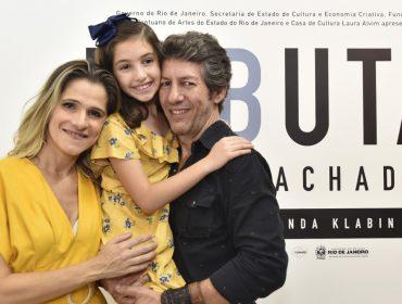 Abertura de exposição agita a Casa de Cultura Laura Alvim no Rio