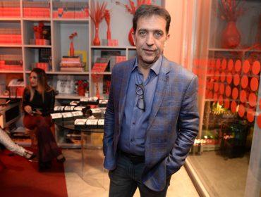 Ricardo Almeida celebra 35 anos de sua marca com festão em São Paulo e lança parceira inédita