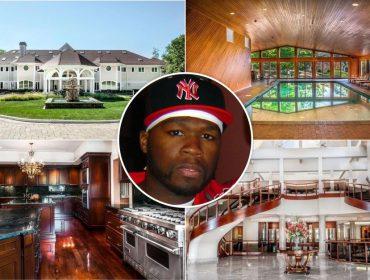 Falido, 50 Cent precisou vender mansão de R$ 71,5 milhões por menos de R$ 12 milhões