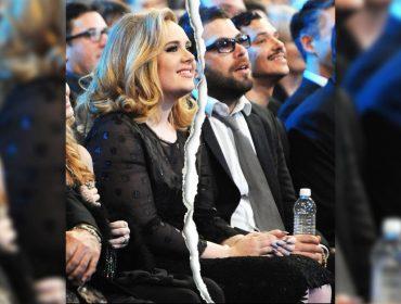 Recém-separados, Adele e Simon Konecki não deverão brigar pela fortuna de mais de R$ 700 mi da cantora