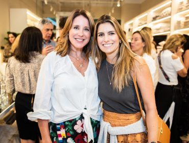 Adriana e Romeu Trussardi comandam a inauguração da Trousseau em Miami