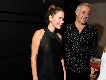 Lenny Niemeyer e Lilly Sarti comemoram semana fashion com festa para poucos e bons