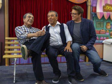 Em entrevista para Fabio Porchat, Mauricio de Sousa revela inspiração para o personagem Louco