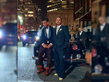 """Marc Jacobs e Charly Defrancesco dizem """"sim"""" em Nova York com festão concorrido. Aos detalhes!"""