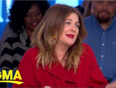 """Drew Barrymore revela quais de seus filmes são os favoritos de suas filhas. E nenhum é """"E.T.""""!"""