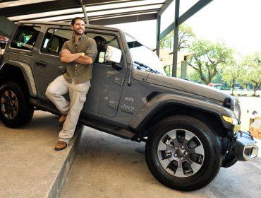 Duda Nagle, Marcio Garcia e convidados reunidos no 4X4 Day da Jeep