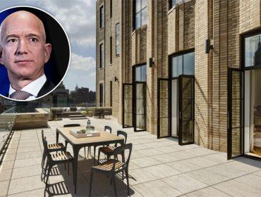 Jeff Bezos está de olho em cobertura de quase R$ 140 mi à venda em Nova York. Vem saber!