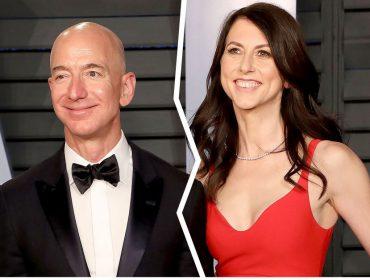 Mackenzie e Jeff Bezos oficializam o divórcio mais caro da história que renderá a ela no mínimo US$ 35 bi