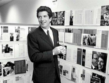 """John F. Kennedy Jr. queria Madonna e Lady Di na capa de sua revista, e ambas disseram """"NÃO"""" a ele"""