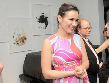 Prêmio de Arte Marcos Amaro recebe pianista Ksenia Kogan Amaro