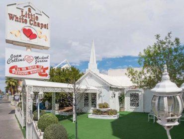 Capela de Las Vegas em que várias celebridades se casaram está à venda por quase R$ 50 milhões