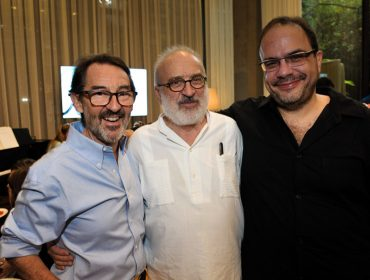 Cidade Matarazzo recebe turma arsty para a mostra de Cristiano Mascaro