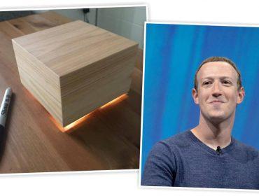 """Com fortuna de quase R$ 280 bi, Zuckerberg presenteia a mulher com… """"caixa do sono""""! Oi?"""