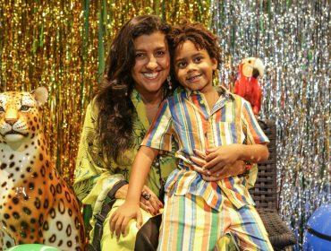 Turma bacana se reuniu na abertura do Coletivo Carandaí 25 no Rio