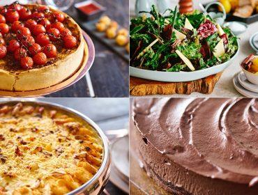 Clássico menu do Buffet Charlô é a pedida para receber os convidados nesta Páscoa
