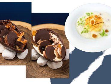 Evvai tem menu especial para a Páscoa e ovos inspirados em sobremesas de sucesso