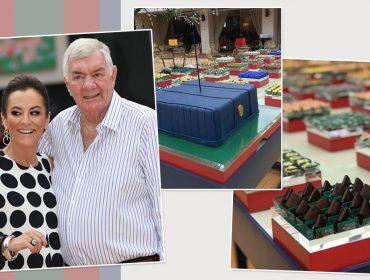 Paulo Setubal comemora 70 anos  com festão de aniversário no interior de São Paulo